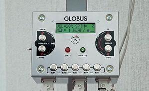 Globus Winshot 1500 Volleyball-Wurfmaschine