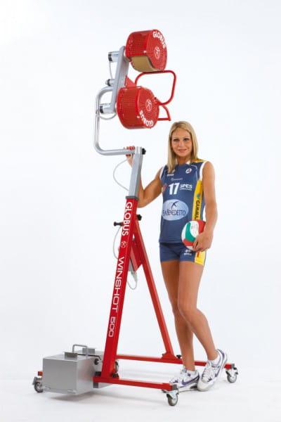 Globus Winshot 500 Volleyball Maschine