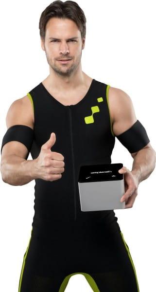 EMA Training mit Anzug