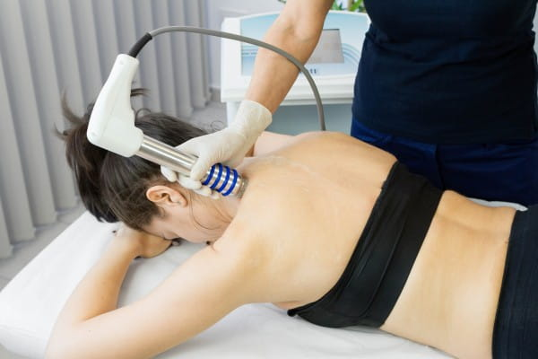 Stoßwellenbehandlung Schulter