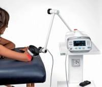 Lasertherapie Ellenbogen