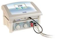 Vacuumed mit Elektrotherapie