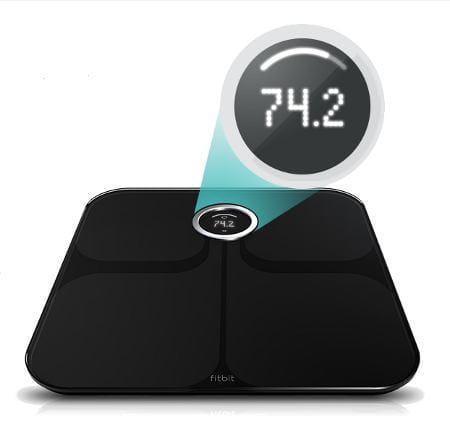 Drahtlose Körpergewichts Messung