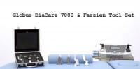 Globus Faszien Tools mit DiaCare 7000