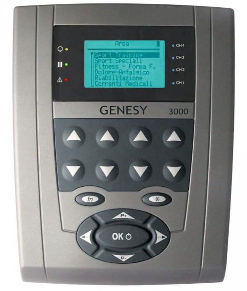 Elektrotherapiegerät Globus Genesy 3000 TENS Denerviert KOTZ