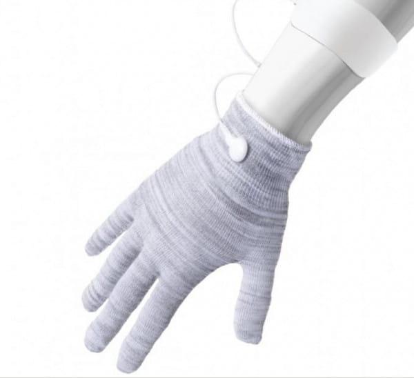 Reizstrom Handschuh bei Arthritis