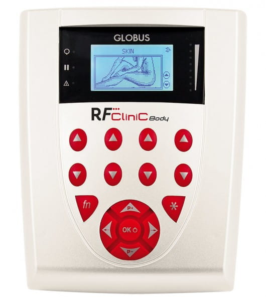 Globus RF Clinic Body Radiofrequenz Gerät Antiaging Faltenreduktion