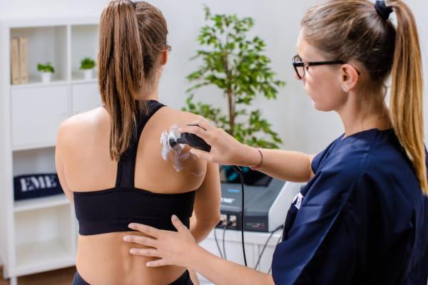 TECAR Therapie Muskuloskeletal