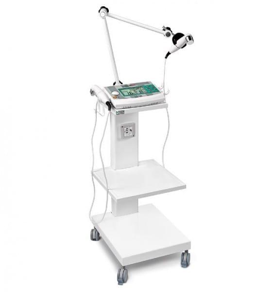 Zubehör für Ultraschall - Rollwagen mit Ablagen