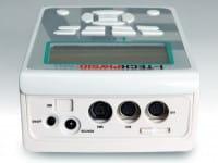 Anschlüsse Physio EMG für Elektro Myographie