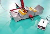 Batteriepack für Ballmaschine