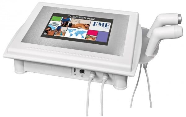 Combimed 4000 Physiotherapie Gerät mit EMS, Laser, Ultraschall
