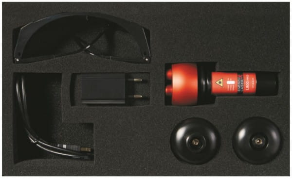 Lieferumfang L800 Pro