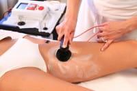 Hochfrequenzwärmetherapie bei Zellulitis