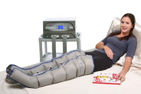Lymphdrainage Beine