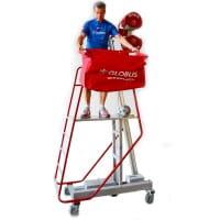 Ballwurfmaschine für Handball