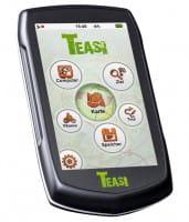 Teasi Touchscreen GPS Empfänger