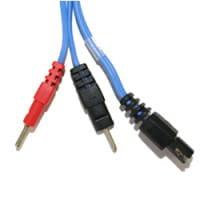 COMPEX Wire-KABEL 6P Blau