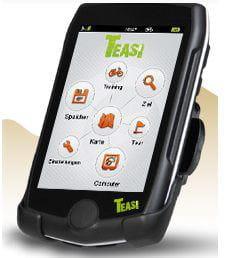 GPS Tacho Radfahren Wandern