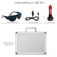 Energy Laser L500 Pro - Lasertherapiegerät Bluetooth