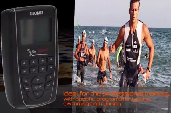 EMS Gerät für Leistungssportler - Schwimmen Radfahren