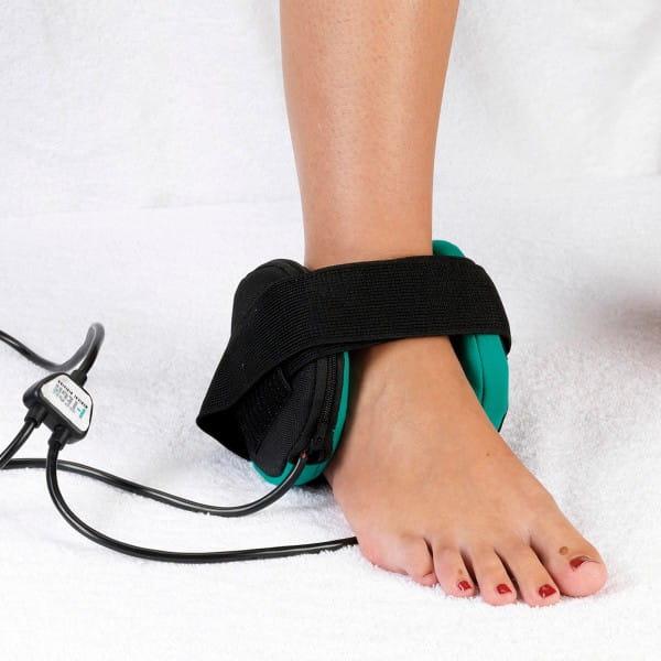 Magnetfeldtherapie Sprunggelenk Schmerzen
