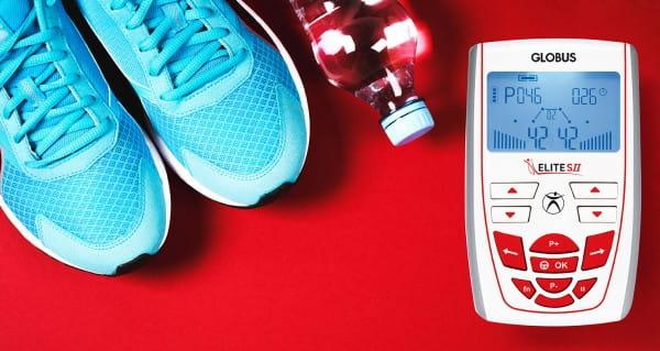 Elite SII Muskelstimulationsgerät für Sport und Fitness