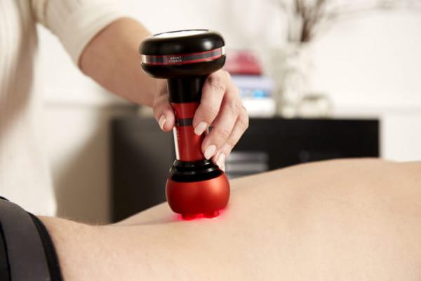 Lasertherapie Narbengewebe